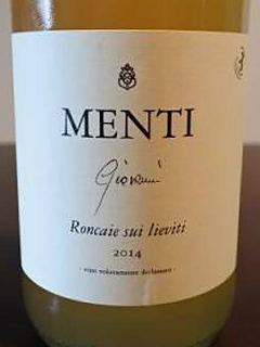 Menti Roncaie sui lieviti(メンティ ロンカイエ スイ・リエーヴィティ)