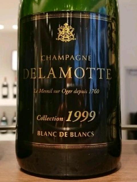 Delamotte Collection Blanc de Blancs