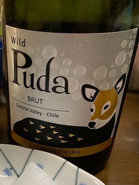 Wild Puda Sparkling Brut(プダ スパークリング ブリュット)