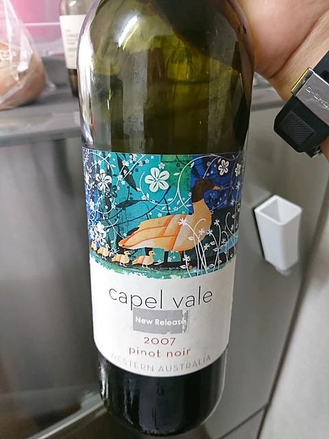 Capel Vale Pinot Noir(ケイペル・ヴェール ピノ・ノワール)