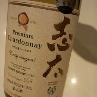 中伊豆ワイナリー 志太 Premium Chardonnay