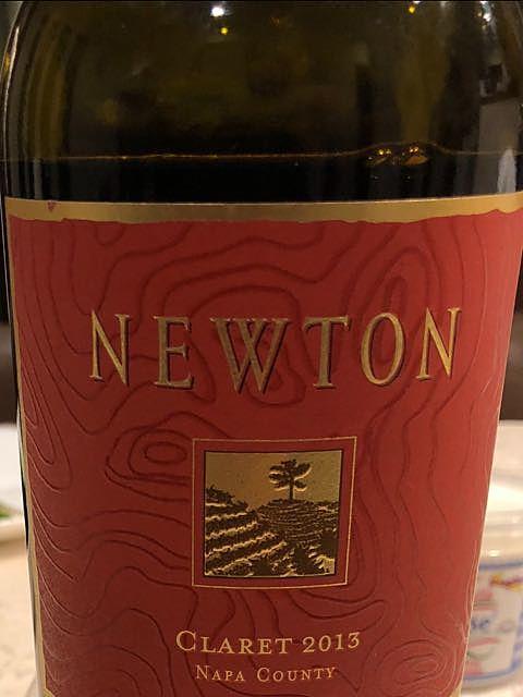 Newton Red Label Claret 2013(ニュートン レッド・ラベル クラレット)