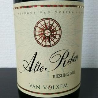 Van Volxem Altenberg Alte Reben Riesling
