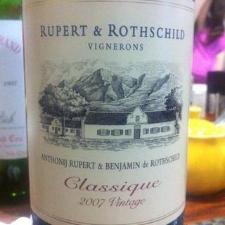 Rupert & Rothschild Classique 2007