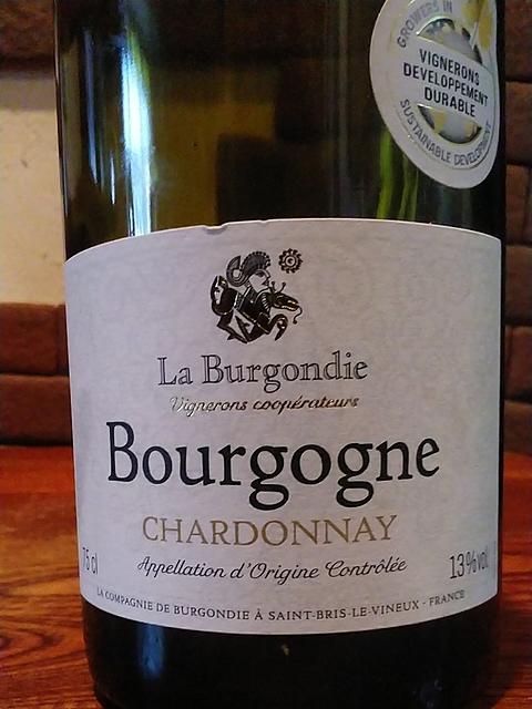 La Burgondie Bourgogne Chardonnay(ラ・ブルゴンディ ブルゴーニュ シャルドネ)
