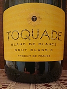 Toquade Blanc de Blancs Brut Classic