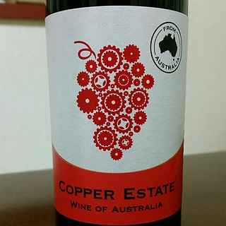 Copper Estate Red