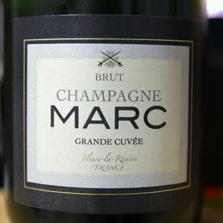 Arthur Marc Brut Grande Cuvée(アーサー・マーク ブリュット グラン・キュヴェ)