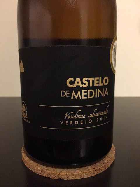Castelo de Medina Verdejo Vendimia Seleccionada