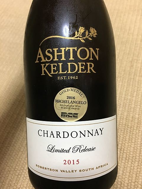 Ashton Winery (Ashton Kelder) Chardonnay Limited Release