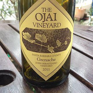The Ojai Vineyard Grenache John Sebastiano Vineyard