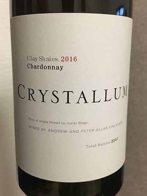 Crystallum Clay Shales Chardonnay