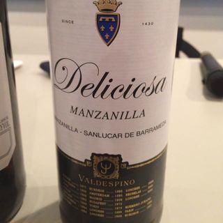 Valdespino Manzanilla Deliciosa