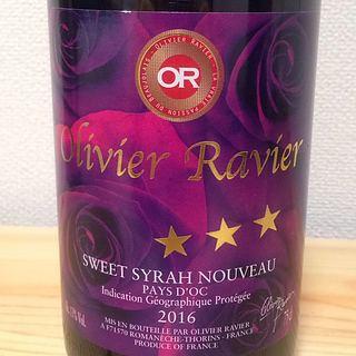 Olivier Ravier Sweet Syrah Nouveau
