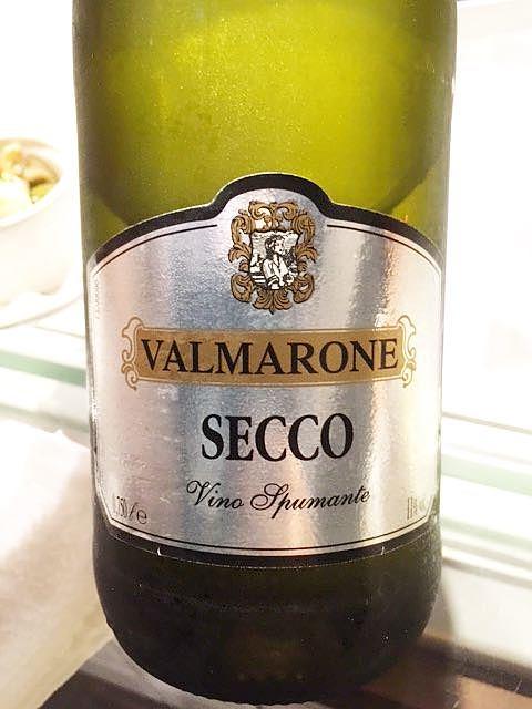 Valmarone Spumante Secco(ヴァルマローネ スプマンテ セッコ)