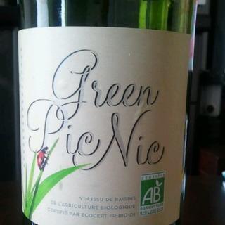 Green Pic Nic Blanc