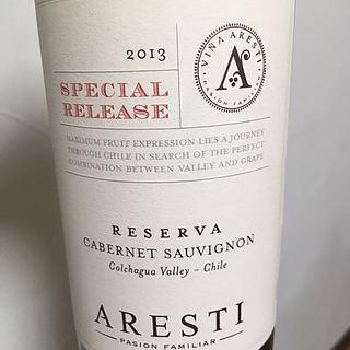 Aresti Special Release Cabernet Sauvignon Reserva