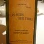 Valentin Morel Les Pieds Sur Terre Chardonnay Champ d'Aubert