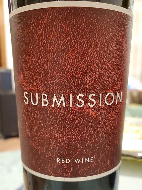 Submission Red Wine(サブミッション レッド・ワイン)