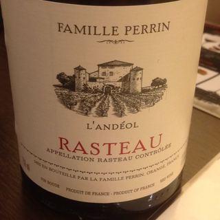 Famille Perrin Rasteau L'Andéol