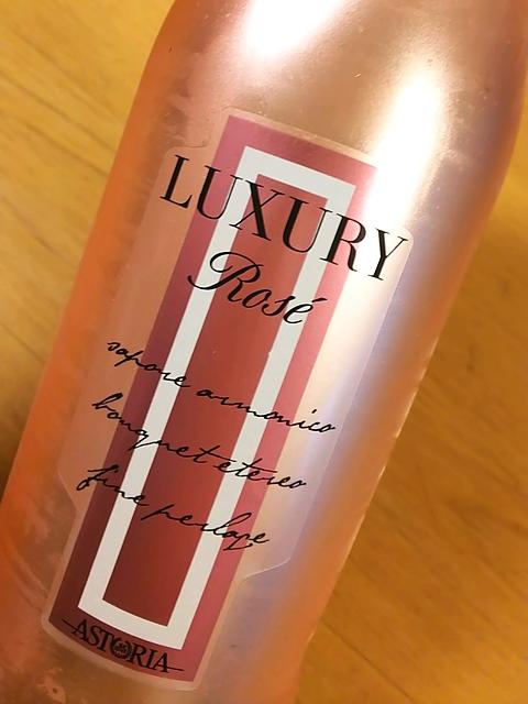 Astoria Luxury Brut Rosé