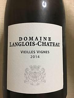 Dom. Langlois Chateau Saumur Blanc Vieilles Vignes