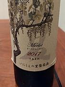 いにしえの里葡萄酒 Merlot オールドルーキー(2017)