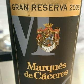 Marqués de Cáceres Gran Reserva(マルケス・デ・カセレス グラン・レセルバ)