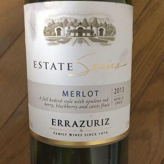 Errazuriz Estate Merlot