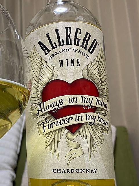 Allegro Chardonnay(アレグロ シャルドネ)