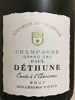 Paul Déthune Brut Cuvée à l'Ancienne