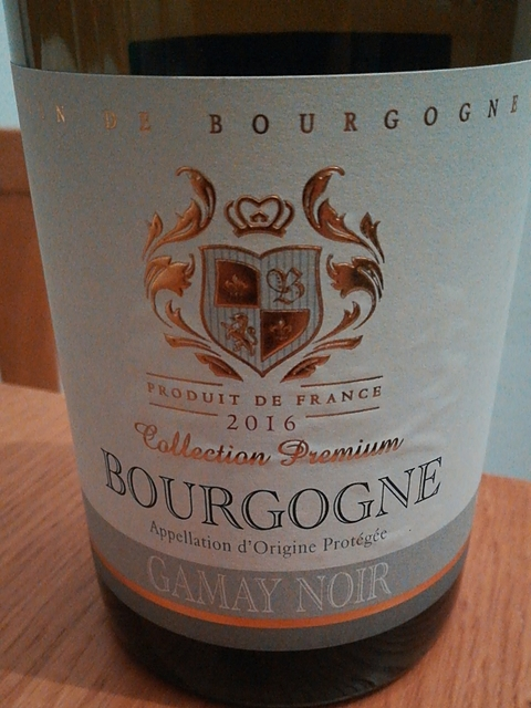 Grands Vins Sélection Bourgogne Gamay Noir(グラン・ヴァン・セレクション ブルゴーニュ ガメイ・ノワール)