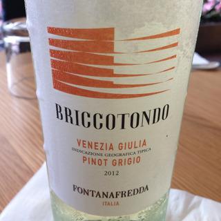 Fontanafredda Briccotondo Pinot Grigio