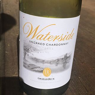 Graham Beck Waterside Unoaked Chardonnay