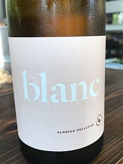 Yannick Pelletier Blanc