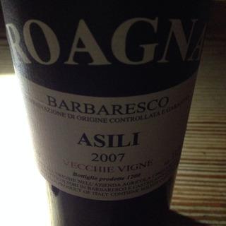 Roagna Barbaresco Asili Vecchie Vigne