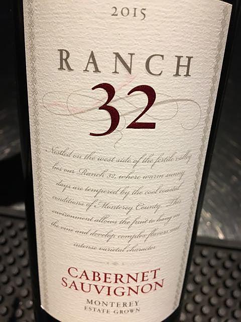 Ranch 32 Cabernet Sauvignon(ランチ・サーティートゥー カベルネ・ソーヴィニヨン)