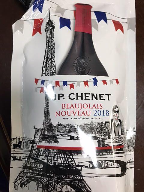 J.P. Chenet Beaujolais Nouveau