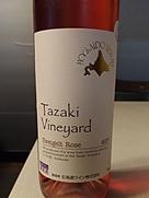 北海道ワイン Tazaki Vineyard Zweigelt Rose(2017)