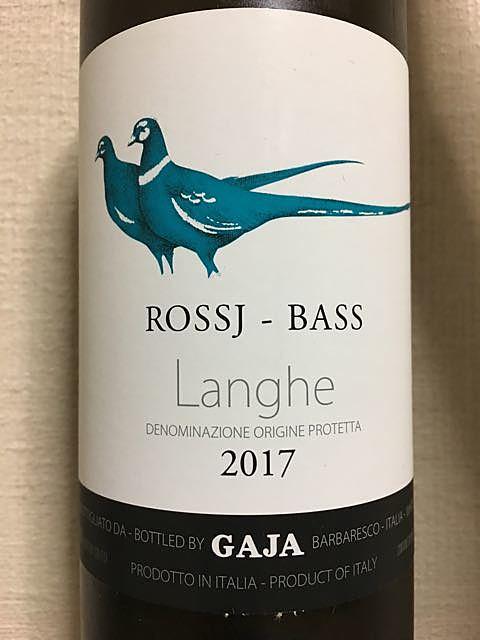 Gaja Rossj Bass