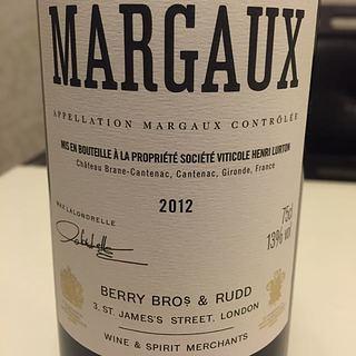 Berry Bros. & Rudd Margaux