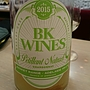 BK Wines Pétillant Naturel(2015)