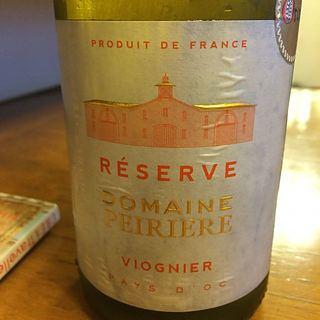 Dom. Peirière Réserve Viognier(ドメーヌ・ペイリエール レゼルヴ ヴィオニエ)