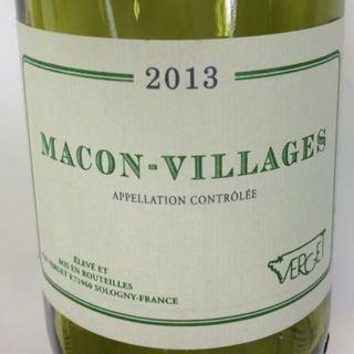 Verget Mâcon Villages