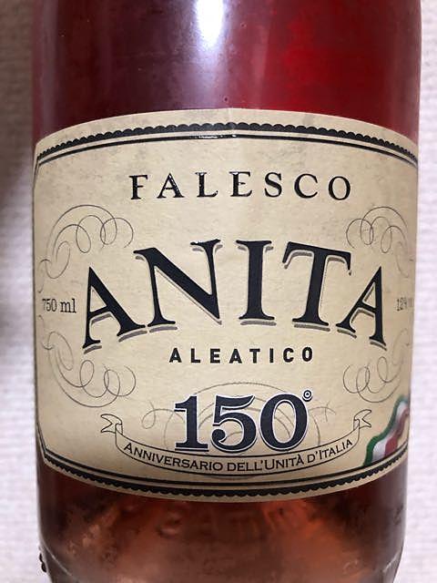 Falesco Anita Spumante Rosato Extra Dry