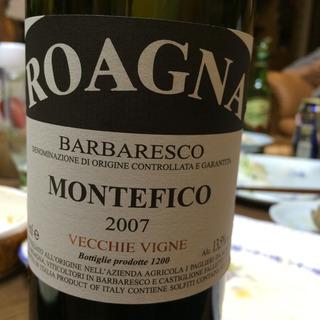 Roagna Barbaresco Montefico Vecchie Vigne