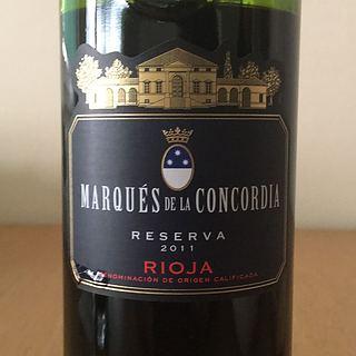 Marqués de la Concordia Reserva