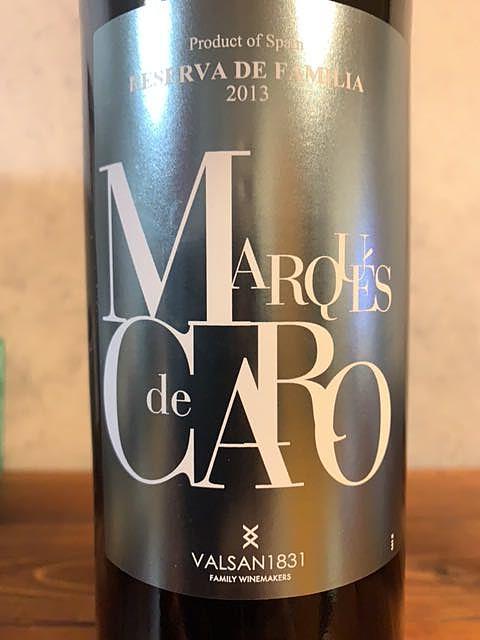 Marqués de Caro Reserva