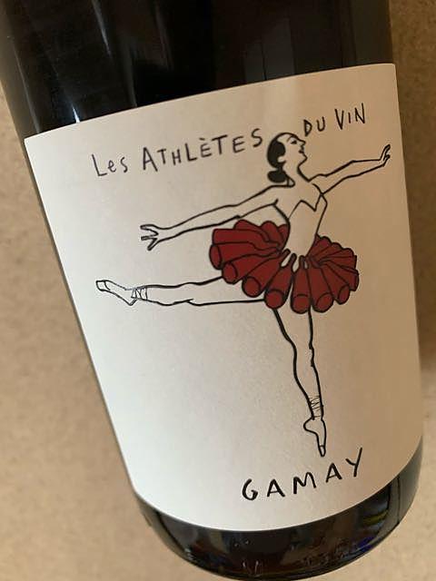 Les Athlètes du Vin Gamay