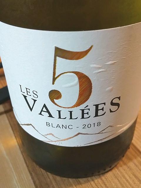Les 5 Vallées Blanc(レ・サンク・ヴァレー ブラン)